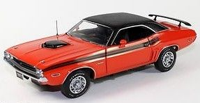 Franklin Mint B11G327 1971 Dodge Challenger R T Hemi 426 Limited