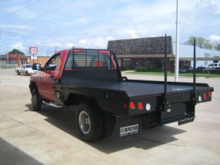 Le Series Flatbed w Bale Hauler for Single Wheel Truck