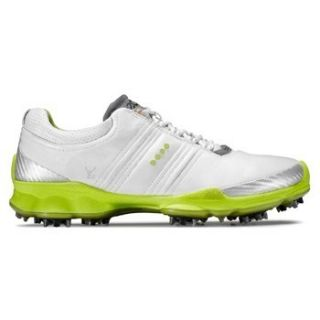 Biom Hydromax Golf Shoes White Lime 45 11 11 5 Fred Couples New