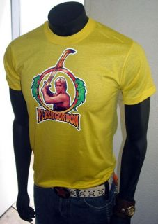 Flash Gordon Queen Sam J Jones Freddy Mercury Concert T Shirt