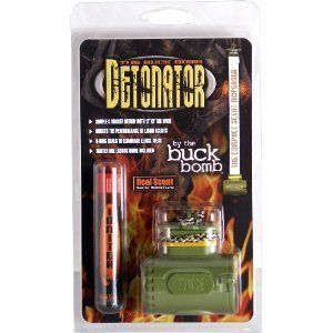 The Buck Bomb Detonator Scent Dispenser