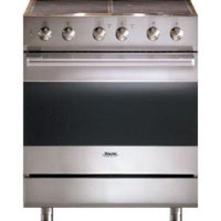 30 Designer Series Stainless Steel Freestanding Gas Range