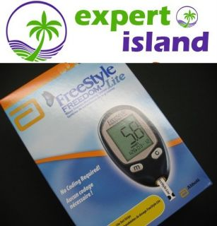 freestyle freedom lite meter manual