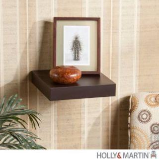 10 Floating Wall Shelf Wood Display Ledge Concealed Mounting w Multi