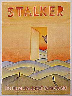 Stalker 1981 Original French Grande Andrei Tarkovsky
