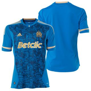 OLYMPIQUE MARSEILLE Olympic France Football Soccer jersey Shirt Sz XL