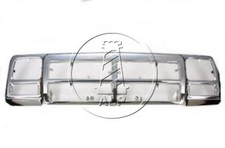 dodge pickup 91 93 grille frame chrome large items hoods bumpers