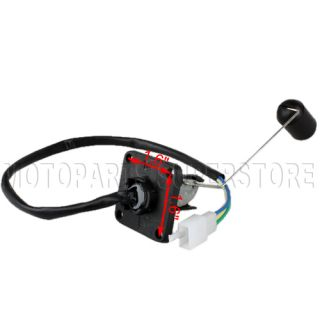 Gas Tank Sensor 150cc 250cc GY6 Moped Scooter GY6 Roketa Jonway Parts
