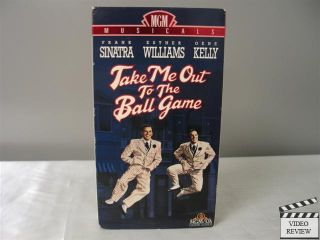 Game VHS Frank Sinatra Esther Williams Gene Kelly 027616050335