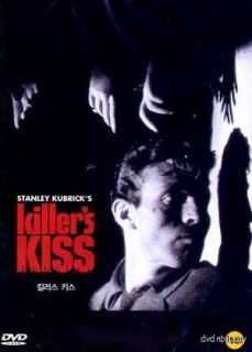 Killers Kiss DVD 1955 New Stanley Kubrick