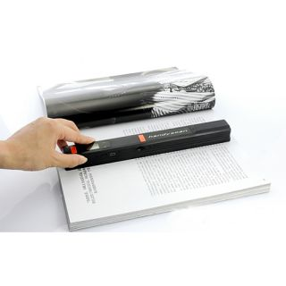Handyscan Mini Portable Hand Held Color Scanner 600 Dpi