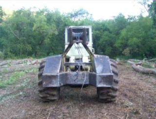 1994 Franklin 170PT Cable Skidder