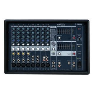 Yamaha EMX512 Powered Mixer with  and Free Speaker Cables