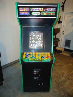 Galaga MS PAC MAN Arcade Machine **U SEND A SHIPPER**