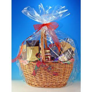 100/pk   24 x 30 Cello Bags Gift Basket Supplies Clear
