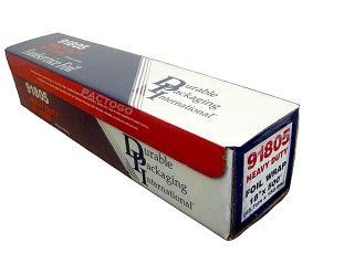 18X500 Heavy Duty Aluminum Foil Food Wrap Roll Durable Packaging Ref
