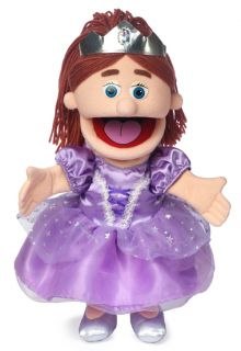 14 Pro Puppets Full Body Hand Puppet Princess
