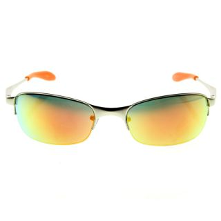 Loop Full Metal Semi Rimless Oval Sports Frame Xloops Sunglasses