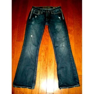 bke fulton sz 30 men s bootcut jeans from buckle description up for