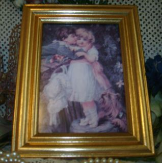 Frederick MORGAN Over the Garden Wall Print Gallery GRAPHICS Frame