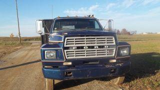 Ford Tilt Bed Slide Back Truck in Michigan