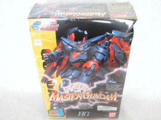 Master Gundam G Transformer Action Figure HG Model Kit Toy Ban Dai 1