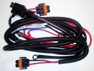 Ford Fusion Fog Light Wiring Harness 2006 to 2010