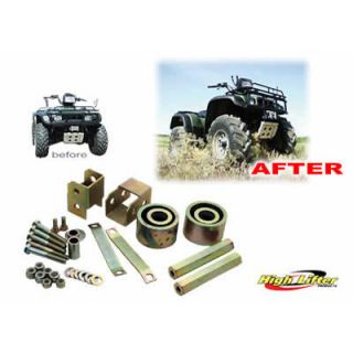 High Lifter Lift Kit Honda TRX 400 4x4 Foreman 95 02