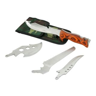 Multi Tools Knife Axe Saw Outdoor Survival Camping Pocket Tools