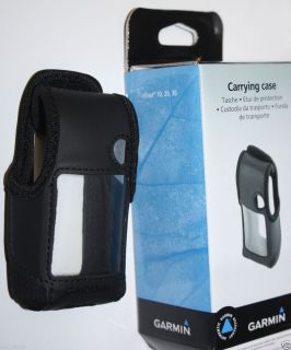 010 11734 00 Garmin eTrex 10 20 30 GPS Carrying Case Belt Clip