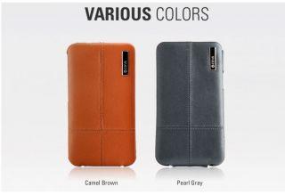 Samsung i9100 ZENUS Galaxy S2 II Case Luxury Leather