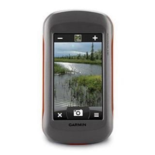 New Garmin 650 Handheld GPS Navigator Touchscreen Compass USB Voice