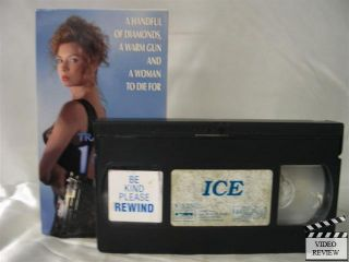 Ice VHS Traci Lords, Zach Galligan, Phillip Troy