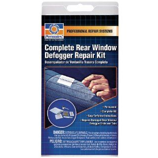 Permatex 09117 6pk Complete Rear Window Defogger Repair Kit, (Pack of