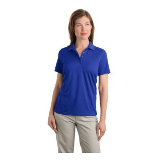 Sport Tek Ladies Dry Zone Raglan Accent Sport Shirt L475