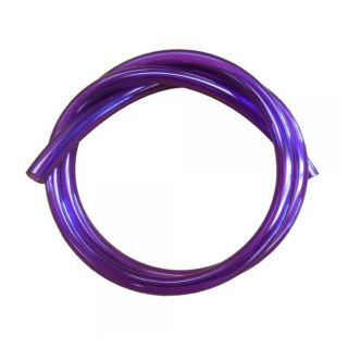 Translucent Fuel Line Purple 1 4 inch ID Chopper Bobber Motorcycle