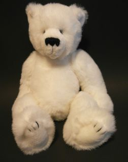 The Heritage Collection Ganz White 18 Jointed Teddy Bear Plush