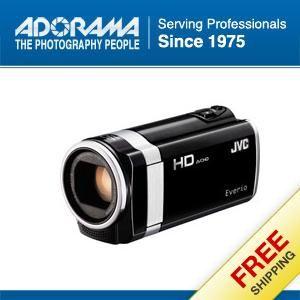 JVC GZ HM670B Full HD Everio Memory Camcorder Black