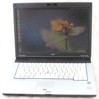 Fujitsu LifeBook S7220 Core 2 Duo 2 2 4GHz 4GB RAM 100GB HDD Laptop CD