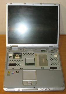 Fujitsu LifeBook Laptop C2000 P4 2 2GHz 15 for Parts
