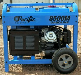 Gas Generator Industrial Portable Generator 8400 Watts