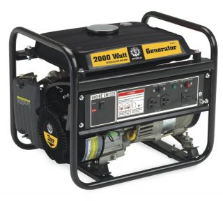 New Portable 2000 Watt Gas Generator 3HP