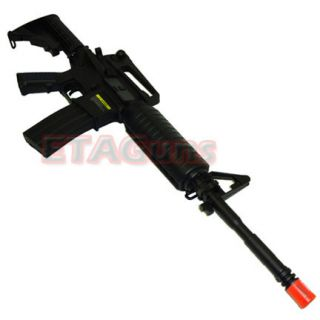 KWA M4A1 M4 M16A4 M16 Carbine Full Metal AEG Auto Electric Airsoft