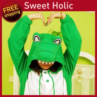 SweetHolic Predator Body Costumes Alligator Crocodile