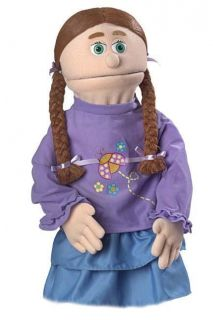 30 Pro Puppets Full Half Body Puppet Amy