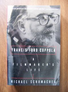 Francis Ford Coppola Definitive Illustrated Biography 0609806777