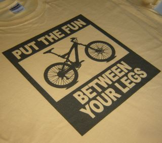 Mountain Bike Funny Cycling Bicycle Bike Funny T Shirt