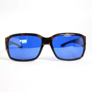 Full Frame UV Protection Sunglasses Safety Glasses Blue Lens
