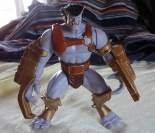 Gargoyles Battle Goliath Action Figure 1995 BVTV 5 1 2 inches Tall