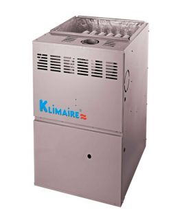 Klimaire Gas Furnace 80 AFUE 50 Kbtu Multi Position Single Stage Multi